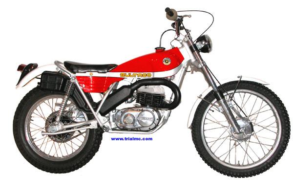 BULTACO SHERPA T MOD 151